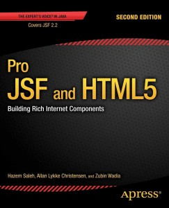 Pro JSF and HTML5 Book